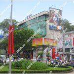 Cao ốc văn phòng cho thuê Tường Việt Building Cách Mạng Tháng Tám Phường Bến Thành Quận 1 TP.HCM - vlook.vn