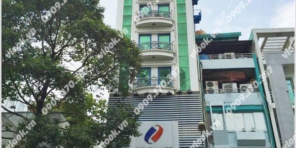 Cao ốc cho thuê văn phòng Venus Building Lê Hồng Phong Quận 5 - vlook.vn