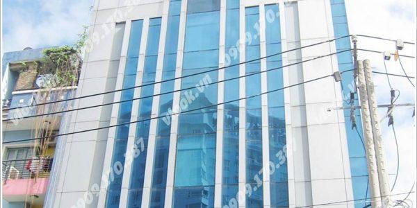 Cao ốc văn phòng cho thuê Vision Tower Hoàng Minh Giám Phường 9 Quận Phú Nhuận - vlook.vn