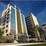 Cao ốc văn phòng cho thuê Bcons Tower Đường D1 Quận Bình Thạnh, TPHCM - vlook.vn