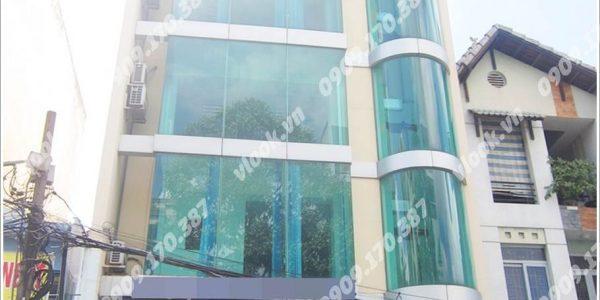 Cao ốc cho thuê văn phòng We Building Phổ Quang Quận Tân Bình - vlook.vn