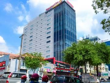 Cao ốc cho thuê văn phòng Báo Lao Động Building, Nguyễn Thị Minh Khai, Quận 3, TPHCM - vlook.vn