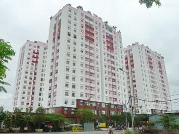 Cao ốc văn phòng cho thuê tòa nhà căn hộ 8x Thái An, Phan Huy Ích, Quận Gò Vấp, TPHCM - vlook.vn