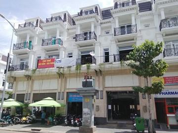 Cao ốc văn phòng cho thuê tòa nhà Fruzii Building, Trần Thị Nghĩ, Quận Gò Vấp, TPHCM - vlook.vn