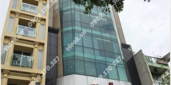 Cao ốc văn phòng cho thuê PSB, Lê Lai, Quận 1, TP.HCM - vlook.vn