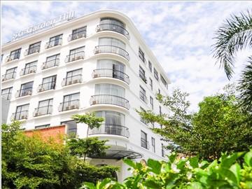 Cao ốc văn phòng cho thuê tòa nhà Saigon Garden Hill, Trần Bình Trọng, Quận Gò Vấp, TPHCM - vlook.vn