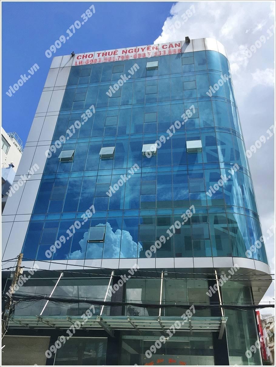 Cao ốc văn phòng cho thuê SVH Building, Sư Vạn Hạnh, Quận 10, TP.HCM - vlook.vn