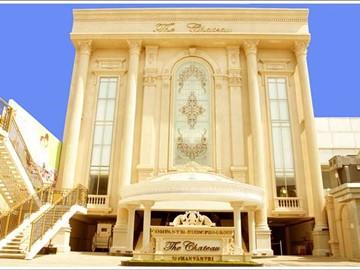 Cao ốc văn phòng cho thuê tòa nhà The Chateau, Phan Văn Trị Quận Gò Vấp, TPHCM - vlook.vn