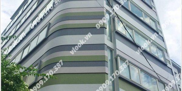 Cao ốc văn phòng cho thuê TS Building, Đường số 2, Cư xá Đô Thành, Quận 3, TP.HCM - vlook.vn