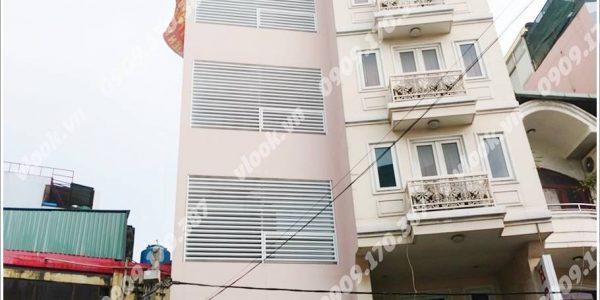 Cao ốc văn phòng cho thuê Trường Thịnh Building, Út Tịch, Quận Tân Bình, TP.HCM - vlook.vn