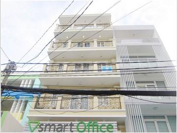 Cao ốc cho thuê văn phòng V Smart Office, Nguyễn Đình Khơi, Quận Tân Bình - vlook.vn