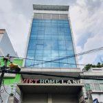 Cao ốc cho thuê văn phòng Viethome Land Building, Bình Giã, Quận Tân Bình - vlook.vn
