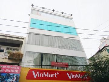Cao ốc cho thuê văn phòng Vin Building, Nguyễn Thái Bình, Quận Tân Bình - vlook.vn