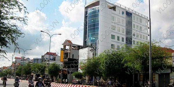 Cao ốc văn phòng cho thuê Phúc Thịnh Building,Lê Trọng Tấn , Quận Tân Phú - vlook.vn