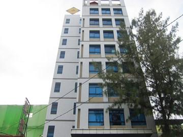 Cao ốc cho thuê văn phòng Western Building, Hoàng Việt, Quận Tân Bình - vlook.vn