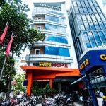 Cao ốc cho thuê văn phòng Win Home 10 Phan Đình Giót, Quận Tân Bình - vlook.vn