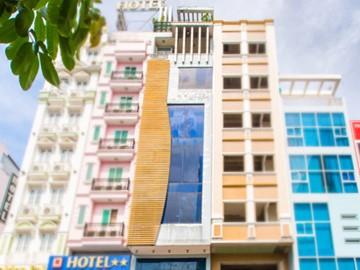 Cao ốc cho thuê văn phòng Win Home 37 Bạch Đằng, Quận Tân Bình - vlook.vn