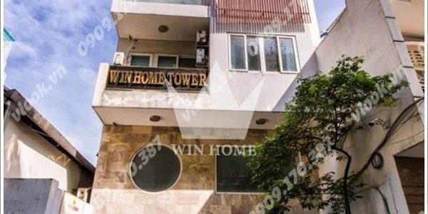 Cao ốc văn phòng cho thuê Win Home Hoa Cau, Quận Phú Nhuận, TP.hCM - vlook.vn