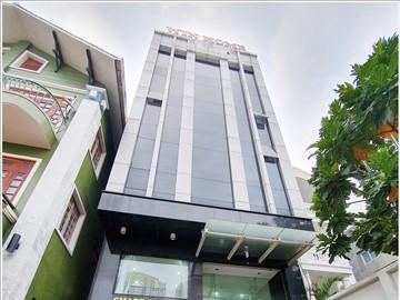 Cao ốc văn phòng cho thuê Win Home Trần Xuân Soạn, Quận 7, TPHCM - vlook.vn