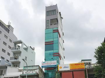 Cao ốc văn phòng cho thuê Air Garden, Võ Thị Sáu, Quận 3, TP.HCM - vlook.vn