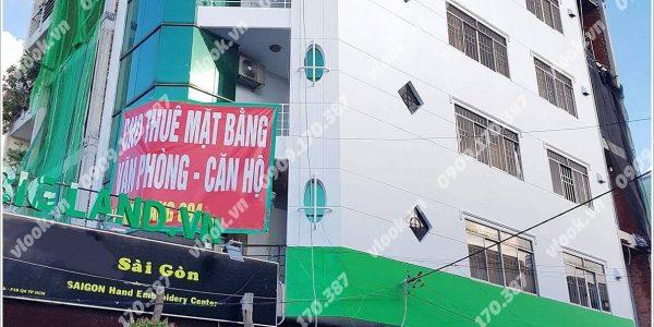 Cao ốc văn phòng cho thuê BigGroup Building, Nguyễn Tất Thành, Quận 4, TPHCM - vlook.vn