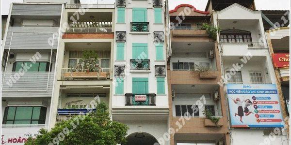Cao ốc văn phòng cho thuê BSB Building, Lê Hồng Phong, Quận 10, TPHCM - vlook.vn