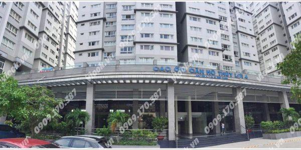 Cao ốc văn phòng cho thuê Chung cư Thủy Lợi 4, Nguyễn Xí, Quận Bình Thạnh, TPHCM - vlook.vn