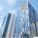 Cao ốc cho thuê văn phòng E.Town Central Đoàn Văn Bơ Quận 4 - vlook.vn