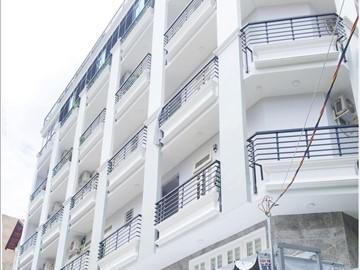 Cao ốc cho thuê văn phòng Mekong Office 10 Thăng Long, Quận Tân Bình - vlook.vn