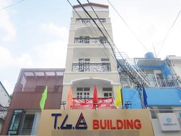 Cao ốc cho thuê văn phòng TGA Building, Trần Khánh Dư, Quận 1 - vlook.vn