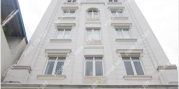 Cao ốc văn phòng cho thuê Thăng Long Building, Quận Tân Bình, TPHCM - vlook.vn