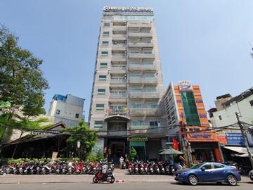 Cao ốc cho thuê văn phòng Thanh Dung Tower, Nguyễn Cư Trinh, Quận 1 - vlook.vn