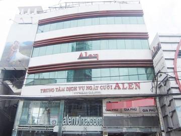 Cao ốc cho thuê văn phòng tòa nhà Alen Building, Hồ Văn Huê, Quận Phú Nhuận, TPHCM - vlook.vn