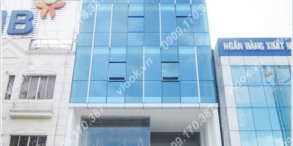 Cao ốc văn phòng cho thuê GIC Building Trần Não, Quận 2, TPHCM - vlook.vn