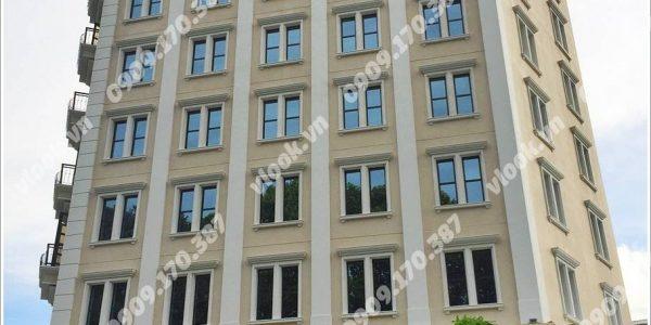 Cao ốc văn phòng cho thuê Hasamo Building, Hoàng Văn Thụ, Quận Tân Bình, TPHCM - vlook.vn