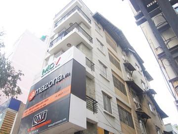 Cao ốc văn phòng cho thuê KH Building, Khánh Hội, Quận 4, TPHCM - vlook.vn