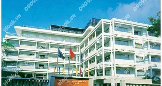 Cao ốc văn phòng cho thuê Saigon Software Park, Trương Định, Quận 3, TPHCM - vlook.vn