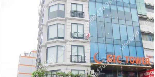 Cao ốc văn phòng cho thuê VCG Building, Hoàng Văn Thụ, Quận Phú Nhuận, TPHCM - vlook.vn