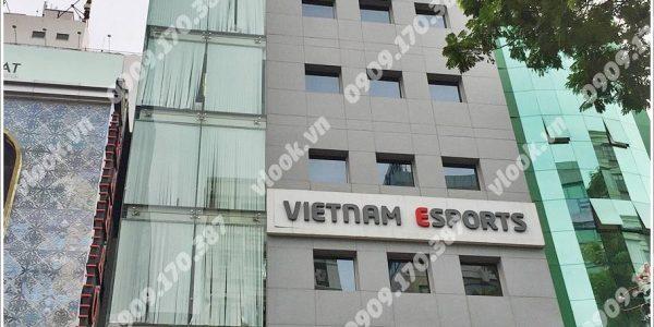 Cao ốc văn phòng cho thuê Vietnam Esports Building, Trương Định, Quận 3, TPHCM - vlook.vn
