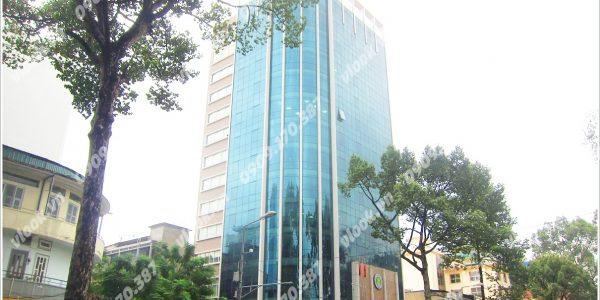 Cao ốc cho thuê văn phòng Vinafood Tower, Trần Hưng Đạo, Quận 1, TPHCM - vlook.vn
