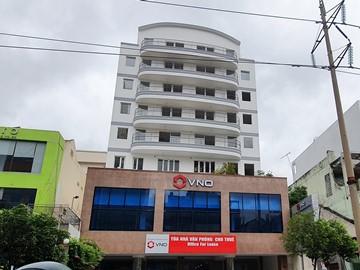 Cao ốc cho thuê văn phòng VNO 124 Building, Điện Biên Phủ, Quận 1 - vlook.vn
