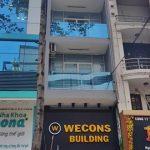 Cao ốc cho thuê văn phòng Wecons Building, Nguyễn Công Trứ, Quận 1 - vlook.vn