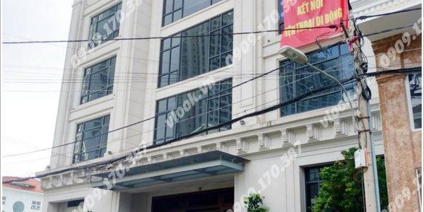 Cao ốc văn phòng cho thuê CMR Building Lê Văn Lương, Huyện Nhà Bè, TP.HCM - vlook.vn