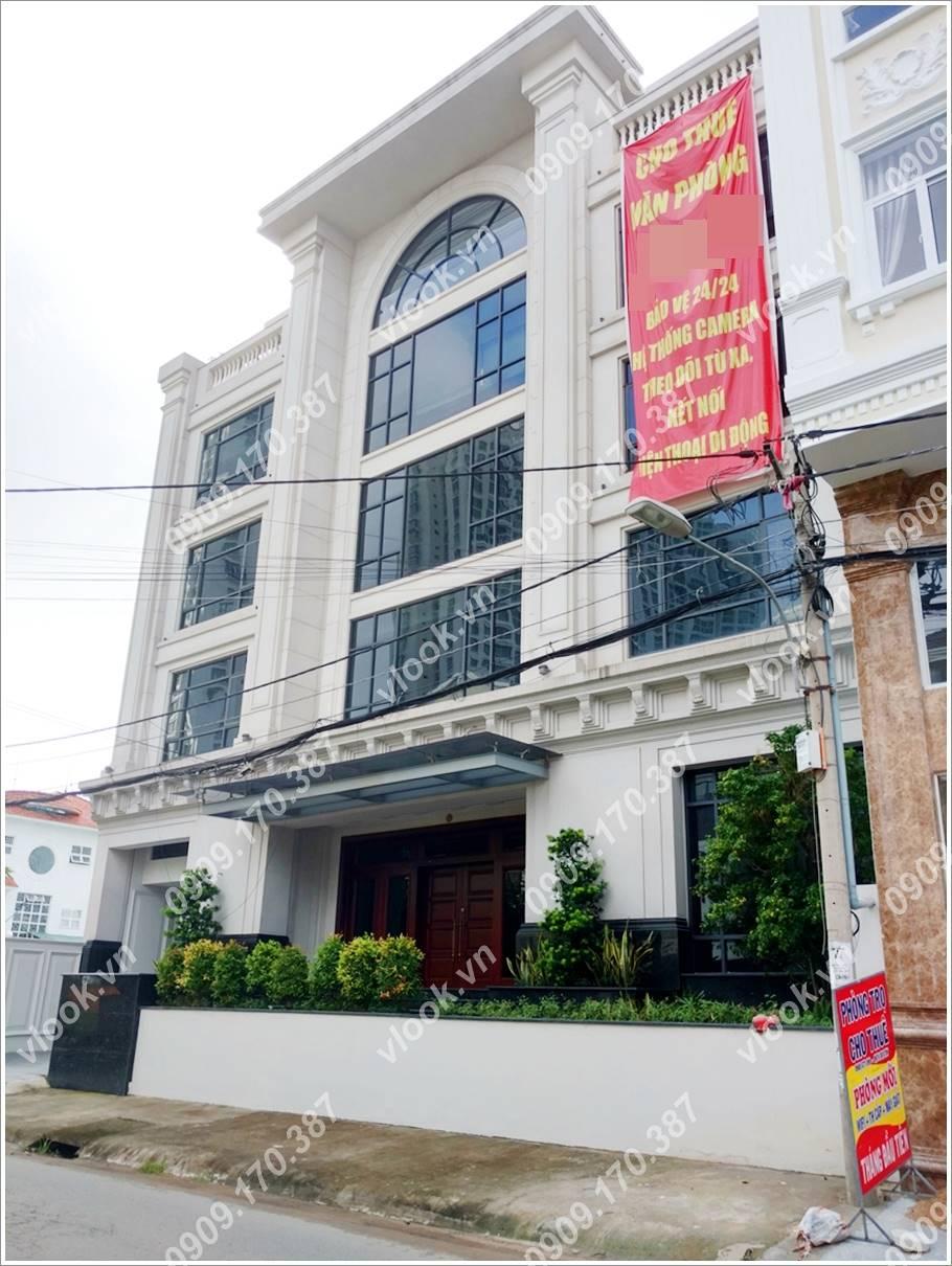 Cao ốc cho thuê văn phòng CMR Building, Lê Văn Lương, Huyện Nhà Bè, TPHCM - vlook.vn