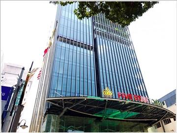 Cao ốc cho thuê văn phòng Five Star Tower, Mạc Đĩnh Chi, Quận 1 - vlook.vn