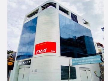 Cao ốc cho thuê văn phòng Fuji Building, Hồ Hảo Hớn, Quận 1 - vlook.vn