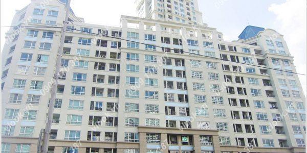 Cao ốc cho thuê văn phòng The Manor II, Nguyễn Hữu Cảnh, Quận Bình Thạnh, TPHCM - vlook.vn