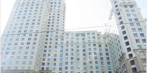 Cao ốc cho thuê văn phòng The Manor I, Nguyễn Hữu Cảnh, Quận Bình Thạnh, TPHCM - vlook.vn