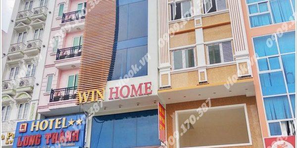 Cao ốc cho thuê văn phòng Win Home Bạch Đằng 2, Quận Tân Bình, TPHCM - vlook.vn