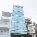 Cao ốc cho thuê văn phòng Win Home Bùi Đình Túy, Quận Bình Thạnh, TPHCM - vlook.vn